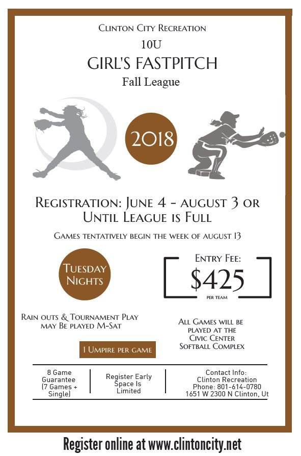 10U GFP Fall League 2018