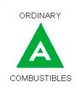 Illustration for Classification A - Ordinary Combustibles