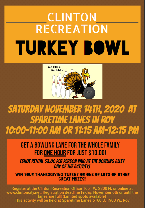 Turkey Bowl 2020
